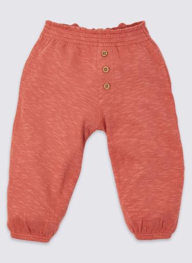 Marks & Spencer Pantolon Pembe